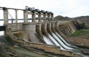Darlington dam