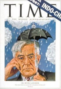 Time Front Cover 1958