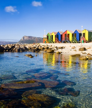 Fresh water running out in Cape Town